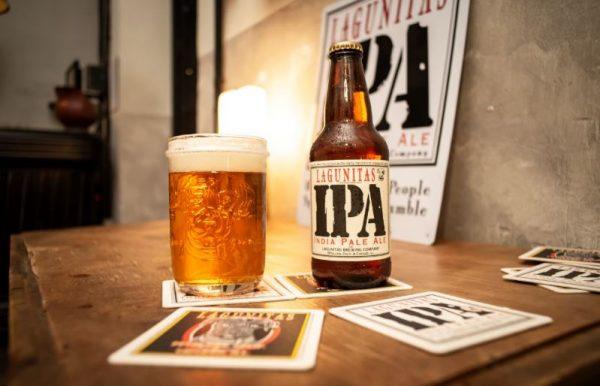 Lagunitas Beer IPA evento presentación