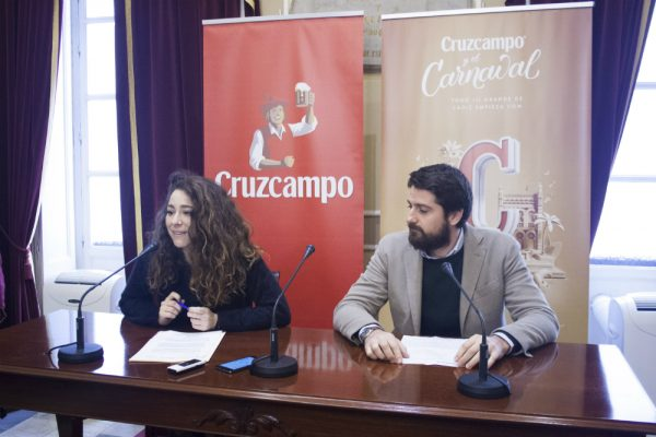 Cruzcampo es Patrocinador Oficial del Carnaval de Cádiz