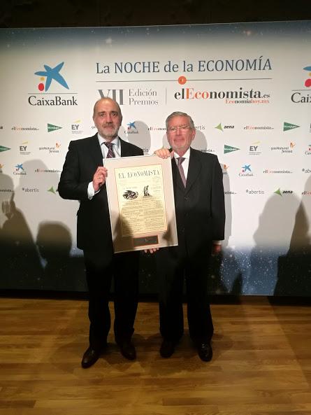 Premios La Noche de la Economía compromiso responsabilidad social corporativa